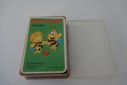 Speelkaarten - Kwartet, MAJA De BIJ, 1977, *** - - Speelkaarten