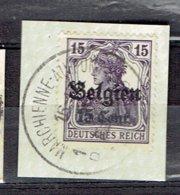 OC 16 - Marchienne Au Pont - WW I