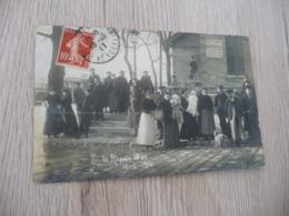 Carte Photo 75 Paris La Rappée 1910 Société Parisienne De Sauvetage - France