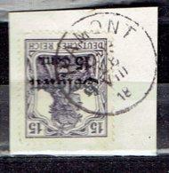 OC 16 - Hamont Le 28-VIII-1918 - Guerre 14-18