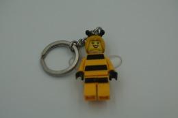 LEGO - 853572 Bumblebee Girl Keychain - Minifigure - Original Lego  - 2016 - Catalogs