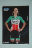CYCLISME: CYCLISTE : EVA LECHNER - Ciclismo