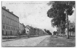 JUVISY LA COUR DE FRANCE - Juvisy-sur-Orge