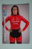 CYCLISME: CYCLISTE : MARION NORBERT RIBEROLLE - Ciclismo