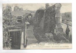 60 - Environs De Compiègne - Route De Dreslincourt à Ribécourt - Abri Allemand Pour Mitrailleuses - Clermont