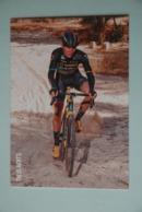 CYCLISME: CYCLISTE : THIJS AERTS - Ciclismo