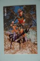 CYCLISME: CYCLISTE : TOON AERTS - Ciclismo