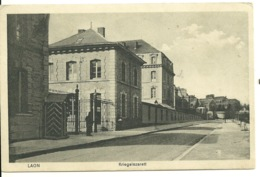 02 - LAON / KRIEGSLAZARETT - CARTE POSTALE ALLEMANDE - Laon