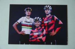 CYCLISME: CYCLISTE : TOM PIDCOCK-ABBY MAE PARKINSON-CAMERON MASON - Ciclismo