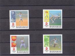 Olympics 2008 - Athletics - BAHAMAS - Set MNH - Ete 2008: Pékin
