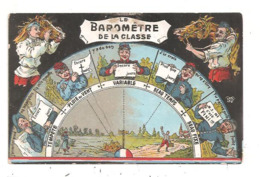 Le Barometre De La Classe--(D.3402) - Humour