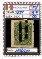 AMERICA #MEXICO CLASSIC# (MEX-240C-1 (33) - Mexico