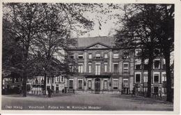 2122  45Den Haag, Voorhout Paleis Hr. M Koningin Moeder - Den Haag ('s-Gravenhage)