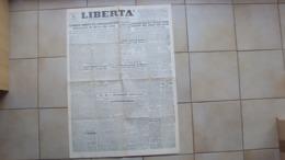 FRIULI UDINE GIORNALE QUOTIDIANO LA LIBERTÀ  24.12.1946 POLITICA ED INFORMAZIONE VEDI IN ASTA STESSO TITOLO DEL C.L.N. - Libri, Riviste, Fumetti