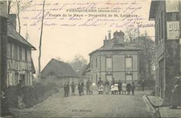 FRESQUIENNE - Ferme De La Haye, Propriété De M.Lefebvre. - France