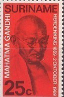 Suriname NVPH Nr 519 Postfris (MNH, Neuf Sans Charniere) Mahatma Gandhi - Mahatma Gandhi