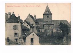 12 - MUR DE BARREZ. L'église - Autres Communes