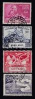 Hong Kong - 1949 - 10c-80c SG. 173-76 - Used - Hong Kong (...-1997)
