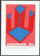 Czeslaw Slania. Denmark 1969.  Art.  Card. - Probe- Und Nachdrucke