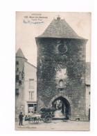 12 - MUR DE BARREZ. Vieille Tour Attelage Boeufs - Autres Communes