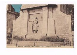 12 - MUR DE BARREZ. Monument Aux Morts - Autres Communes