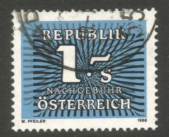AUSTRIA. 1S POSTAGE DUE USED. - Postage Due