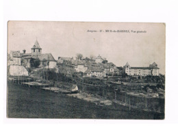 12 - MUR DE BARREZ. Vue Générale - Autres Communes