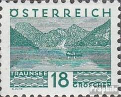 Autriche 532 Avec Charnière 1932 Paysages - 1918-1945 1ste Republiek