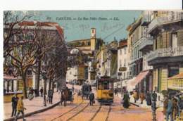 06- Cannes La Rue Felix Faure - Cannes