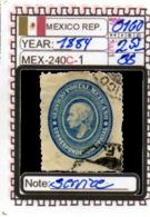 AMERICA #MEXICO CLASSIC# (MEX-240C-1 (38) - Mexico