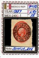 AMERICA #MEXICO CLASSIC# (MEX-240C-1 (58) - Mexico