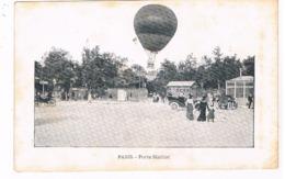 FR-3978   PARIS : Porte Maillot ( With Hot-Air Balloon) - Montgolfières