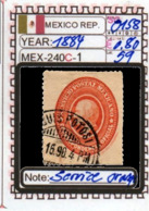 AMERICA #MEXICO CLASSIC# (MEX-240C-1 (59) - Mexico