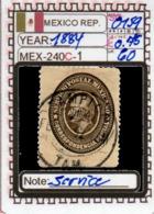 AMERICA #MEXICO CLASSIC# (MEX-240C-1 (60) - Mexico