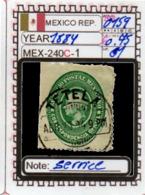 AMERICA #MEXICO CLASSIC# (MEX-240C-1 (61) - Mexico