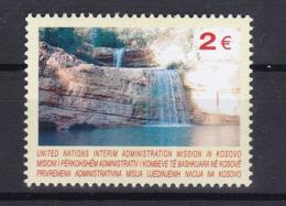 Kosovo 2004 Mirusha Waterfalls Landscapes Nature MNH - Kosovo
