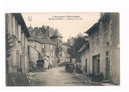 12 - MUR DE BARREZ. L'entrée De La Ville. - Autres Communes