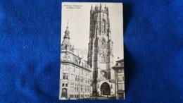 Fribourg Cathedrale Et Banque D'Etat Switzerland - FR Fribourg