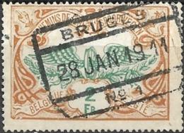 C3.9: BRUGES // N°1: TR43 - 1895-1913