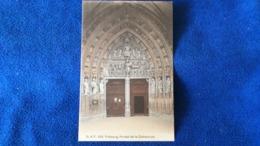 Fribourg Portail De La Cathédrale Switzerland - FR Fribourg