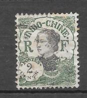 1922 - 23 : Centre Et Valeur En Rouge : N°101 Chez YT. (Voir Commentaires) - Indochine (1889-1945)