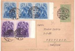 BUDAPEST 72 - Postal Stationery
