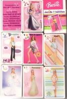 Jeu De 7 Familles Barbie - Ducale - Jeux De Société