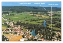 Pont De Poitte Mesnois Patornay Canton Clairvaux Protet 112 - Altri Comuni