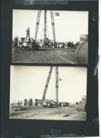 8 Photos Contenues D'1 Pochette D'époque , Transbordement De 2 Tanks Armée Anglaise 21/12/1934 ( Voir Détail) Raa38 - War, Military