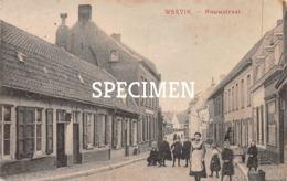 Nieuwstraat - Wervicq - Wervik - Wervik