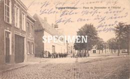 Place Du Steenacker Et L'Hôpital - Wervicq - Wervik - Wervik