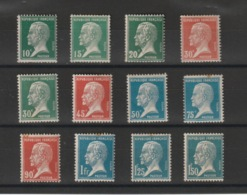 FRANCE - Lot Neuf * - MH - Cote: 95,00€ - Unused Stamps
