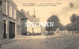 Steenackterplaats En Gasthuis - Wervicq - Wervik - Wervik