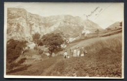 CV2946 GARESSIO (Cuneo CN) Gruppo In Gita In Valdinferno, Cartolina Fotografica, FP, Viaggiata 1913 Per Oneglia, Ottime - Cuneo